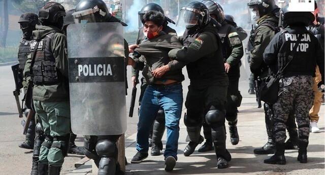 Nuevos enfrentamientos entre cocaleros y la Policía en Bolivia