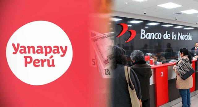Conoce AQUÍ como acceder al bono Yanapay vía cuenta DNI del Banco de la Nación