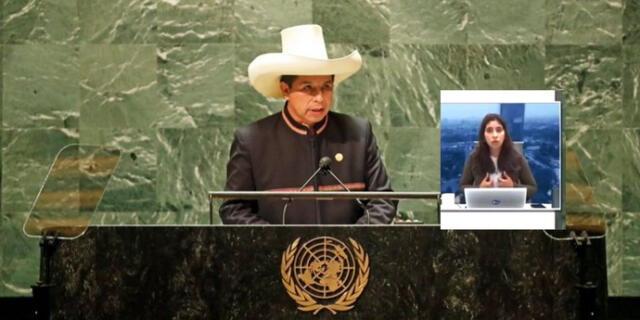 Pedro Castillo, participó en la VI Cumbre de la Comunidad de Estados Latinoamericanos y Caribeños (Celac).
