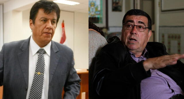 Fiscalía pide cárcel para el gobernador del Callao Dante Mandriotti y el ex fiscal Sandro Paredes