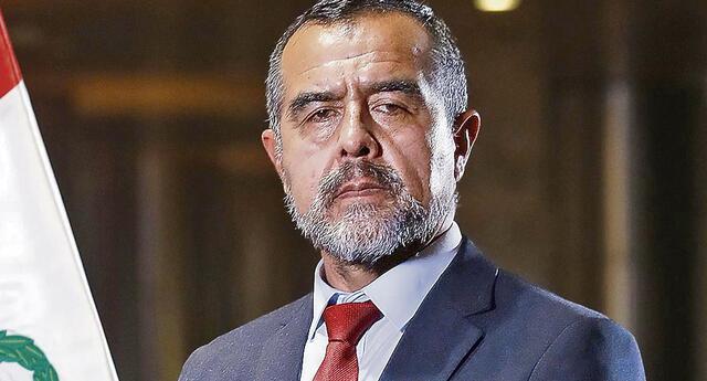 Ministro Maraví: El Congreso me quiere censurar por buscar un equilibrio