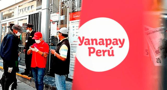 Bono Yanapay: Conoce AQUÍ cuando recibirás el pago si eres del grupo 2