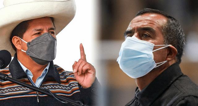 Pedro Castillo sostuvo que Iber Maraví conoce de cerca lo que se lucha cuando uno es trabajador sindical