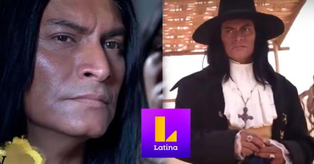 Los otros libertadores se emitirá a través de Latina televisión.