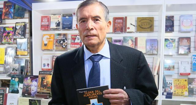 Ciro Gálvez, ministro de Cultura.