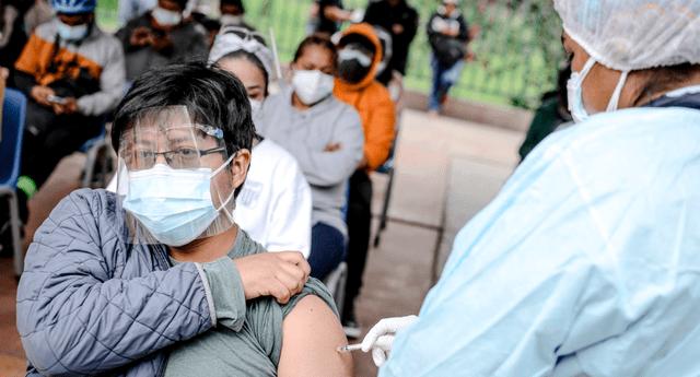 Más de 10 millones de ciudadanos ya completaron su esquema de vacunación contra la COVID-19