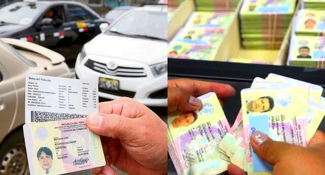 La licencia de conducir tendrán vigencia hasta el 31 de diciembre del 2021.