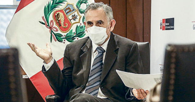 Pedro Francke: Pedro Castillo ha mostrado su desagrado por ley contra los medios