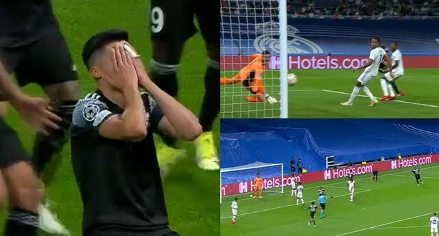 Sigue todas las incidencias del Real Madrid vs Sheriff Tiraspol en Champions League por El Popular.