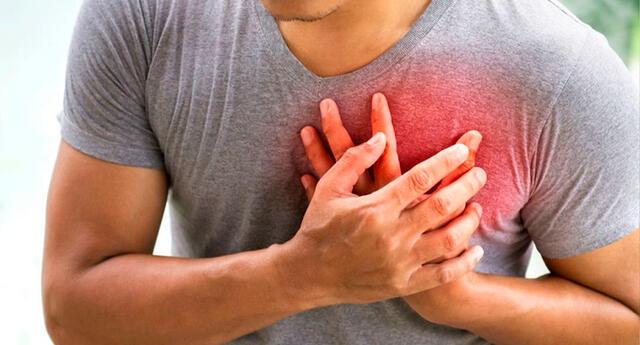 Ataques al corazón en menores de 35 años.