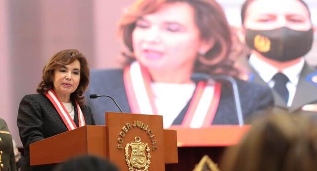 Presidenta del Poder Judicial participará en el Primer Encuentro Binacional con la justicia del Ecuador