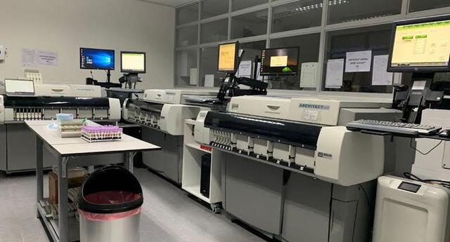 Donación de sangre: LLegan al Perú equipos de alta tecnología para mejorar los procesos y la calidad de la donación de sangre