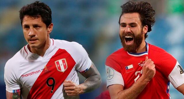 Lapadula y Brereton serán los encargados de comandar los ataques de Perú y Chile.