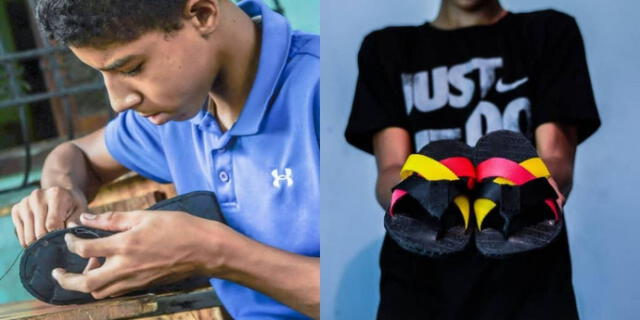 Andrés López, un muchacho de 14 años, buscaba la manera de sacar a su familia de la pobreza.
