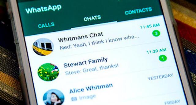 WhatsApp: aprende a archivar conversaciones en simples pasos