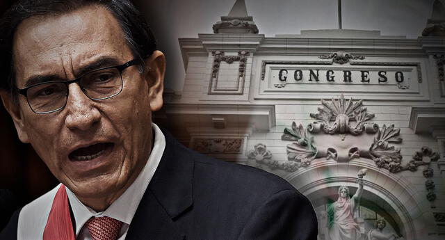 Clarito.Martín Vizcarra asegura que no se arrepiente de haber cerrado el Congreso en 2019.