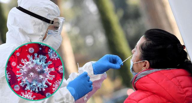 La única forma de descartar el contagio es con una prueba PCR.