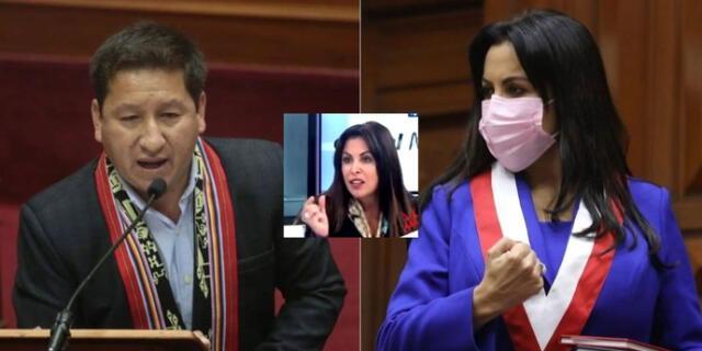La congresista de Avanza País tuvo unos duros y criticables comentarios sobre el aspecto físico del Premier.