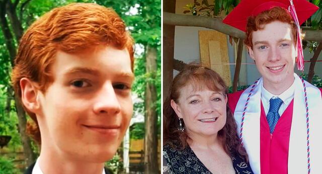 La madre le estaba rogando a su hijo que se pusiera la vacuna COVID-19 durante meses, pero él era testarudo y no le hizo caso.