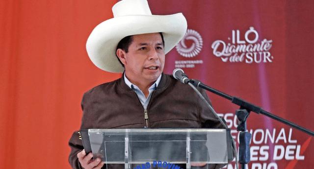 """Los docentes afirmaron que la victoria de Pedro Castillo es un claro """"repudio"""" a la clase política, económica y social que ha estado presente todos estos años."""