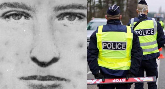 Autoridades francesas lograron identificarlo por una prueba de ADN.