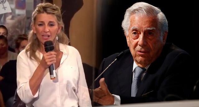 Mario Vargas Llosa fue cuestionado por hablar respecto de la democracia en elecciones.