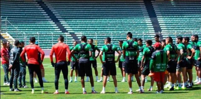 Erwin Saavedra y Diego Bejarano son los jugadores de la selección boliviana que dieron positivo.