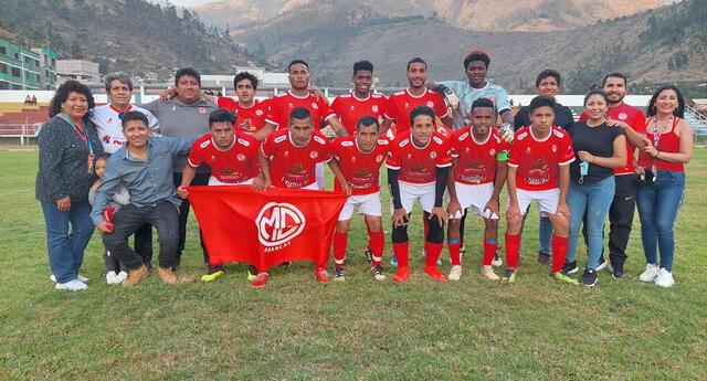 Miguel Grau de Deportes espera ser protagonista en la Copa Perú.