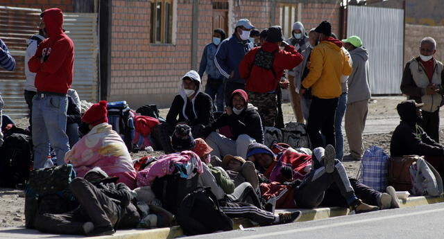 En Chile los ingresos de personas indocumentadas ascendió hasta 23.673 en julio pasado.