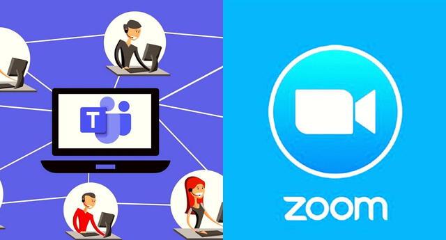 Es tendencia en Twiiter para Zoom y Teams  tengan problemas con su red.