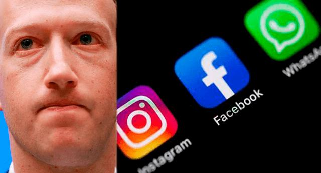 Las redes sociales de Mark Zuckerberg llevan sin funcionar desde la mañana de este 4 de octubre