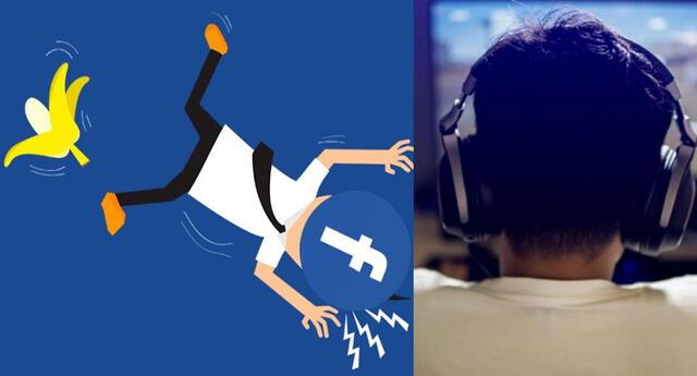 Facebook y otras redes sociales sufrieron caída mundial este lunes 4 de octubre.