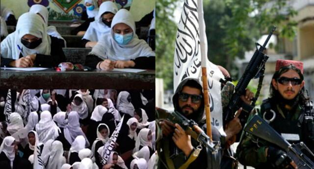Afganistán vive actualmente bajo el dominio del régimen talibán.