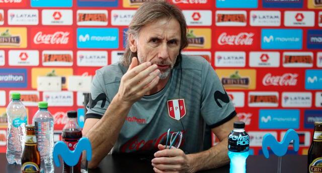 Ricardo Gareca se ha caracterizado en no dar el once oficial en las conferencias previas a cada partido. Sin embargo, dejará a futbolistas en el banco.