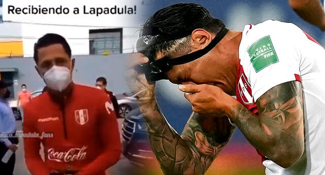 Gianluca Lapadula no fue considerado en los dos días de práctica en el equipo titular de Perú.