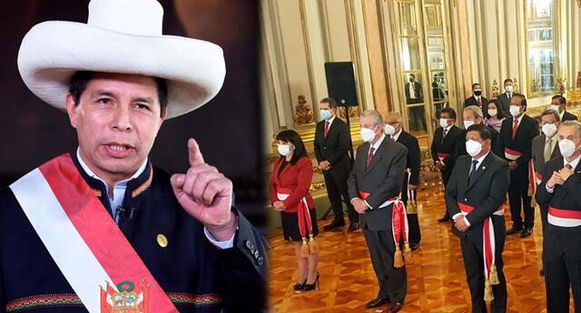 Tras el nombramiento de Mirtha Vázquez como presidenta del Consejo de Ministros, la bancada oficialista anunció su distanciamiento con Pedro Castillo.
