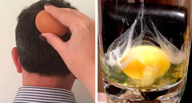 En la nota conocerás los posibles significados para que puedas interpretar el resultado de tu limpia con huevo.