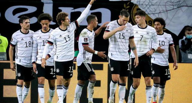 Muller anotó el gol de la victoria 2-1 de Alemania ante Rumania.