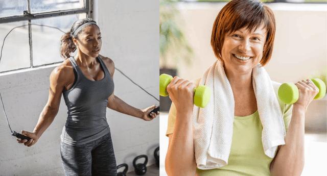Con estos ejercicios podrás perder 300 calorías en una semana.