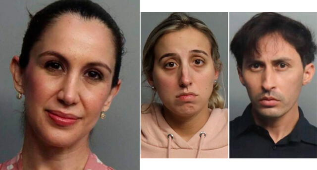 Heiry Calvi, Brittiny Lopez-Murray y Daniel Fernández enfrentan cargos por agresión sexual.