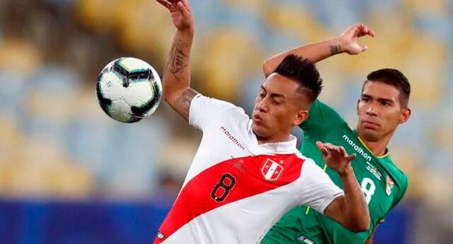 Gianluca Lapadula, Christian Cueva y Gabriel Costa comandarán el ataque peruano ante Bolivia.