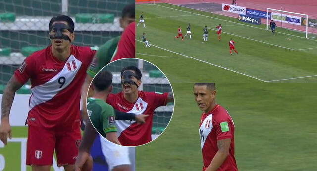 Perú pudo abrir la cuenta ante Bolivia por Eliminatorias tras ataque peligroso.
