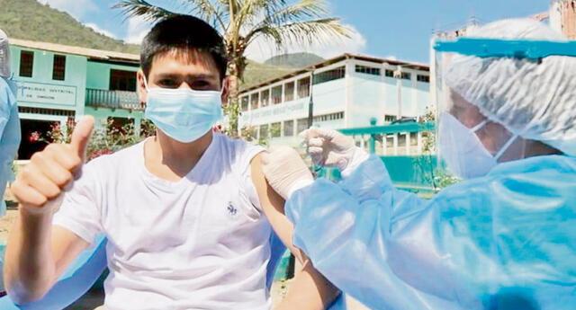 mayores de 18 años podrán vacunases desde el 11 de octubre contra la COVID-19