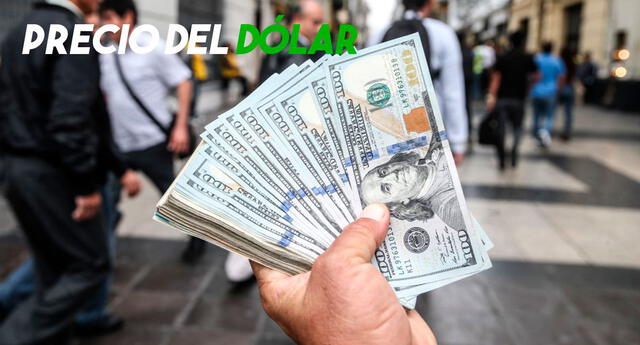 Revisa el precio del dólar HOY lunes 11 de octubre.