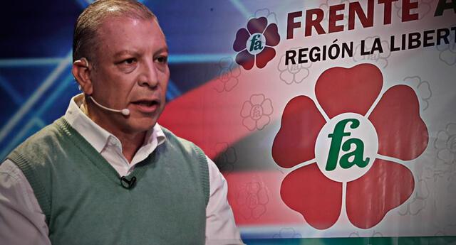El partido de Marco Arana utilizó fondos públicos para financiar diario a su favor, según Punto Final.