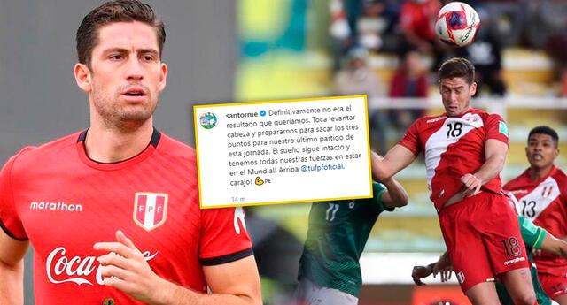 Santiago Ormeño no baja los brazos y ya piensa en arruinar la fiesta de Argentina.