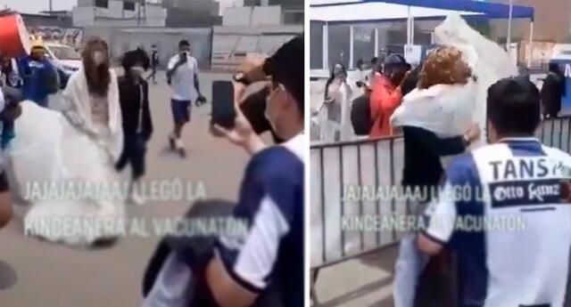 El videoclip generó reacción en los hinchas de Universitario de Deportes y Alianza Lima.