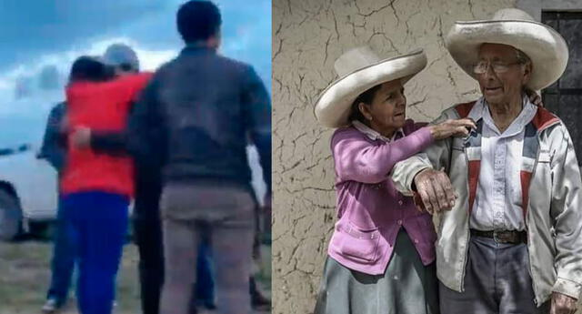 Padres del mandatario serían trasladados a Cajamarca