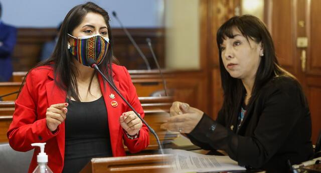 Congresista de Perú Libre siempre estuvo en desacuerdo con designación de  Vásquez.