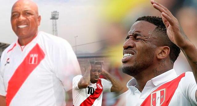 Jefferson Farfán recibió consejo de José Velásquez, quien le dijo que deje el fútbol.